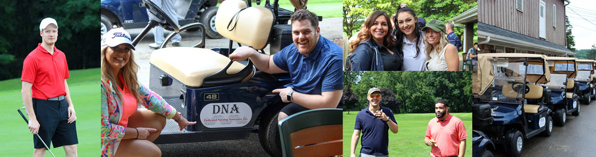 Dedicated Nursing Associates, Inc. (DNA) Holds 4th Annual Charity Golf Outing at Meadowink Golf Course