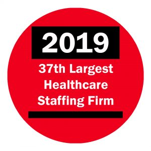37th Largest Healthcare Staffing Firm