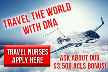 Travel/Contract Nurse