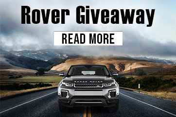 Rover Giveaway