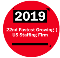 2020 17th Fastest-Growing US Staffing Firm