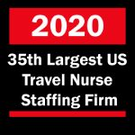 DNA Named 35th Largest US Travel Nurse Staffing Firm in the US 2020